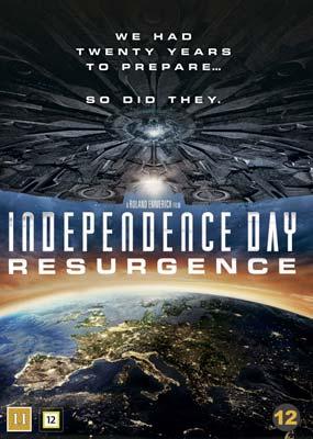 Independence Day: Resurgence  (DVD) - Klik her for at se billedet i stor størrelse.