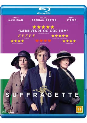 Suffragette (Blu-ray) (BD) - Klik her for at se billedet i stor størrelse.
