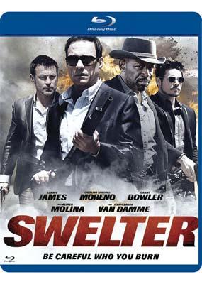 Swelter (Blu-ray) (BD) - Klik her for at se billedet i stor størrelse.