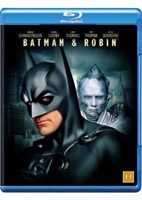 hvor mange batman film er der