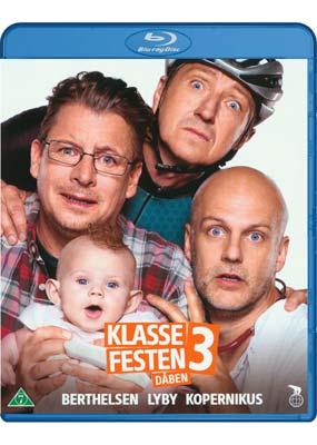 Klassefesten 3 - Dåben (Blu-ray) (BD) - Klik her for at se billedet i stor størrelse.
