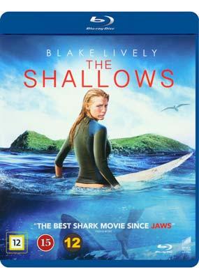 Shallows, The (Blu-ray) (BD) - Klik her for at se billedet i stor størrelse.
