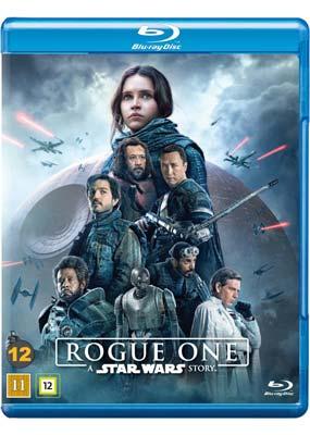 Rogue One: A Star Wars Story (2-disc) (Blu-ray) (BD) - Klik her for at se billedet i stor størrelse.