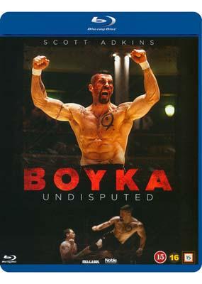 Boyka: Undisputed (Blu-ray) (BD) - Klik her for at se billedet i stor størrelse.
