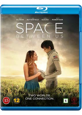Space Between Us, The (Blu-ray) (BD) - Klik her for at se billedet i stor størrelse.