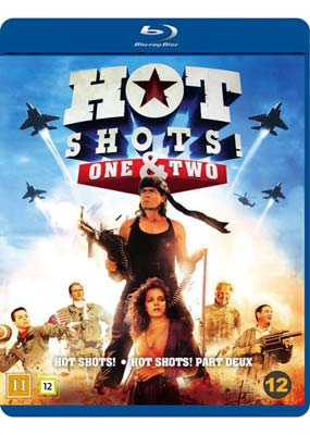 Hot Shots! One & Two: 2 film Collection (Blu-ray) (BD) - Klik her for at se billedet i stor størrelse.