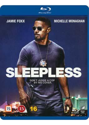 Sleepless (Jamie Foxx) (Blu-ray) (BD) - Klik her for at se billedet i stor størrelse.