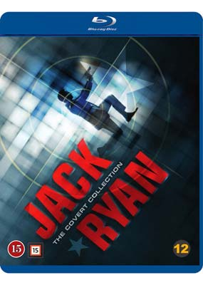 Jack Ryan: The Covert Collection (5 film) (Blu-ray) (BD) - Klik her for at se billedet i stor størrelse.