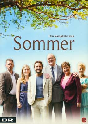 Sommer: Den komplette serie (Box Set) (DVD) - Laserdisken.dk - salg af DVD og Blu-ray film.