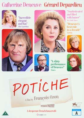 Potiche  (Trofæ-fruen)  (DVD) - Klik her for at se billedet i stor størrelse.