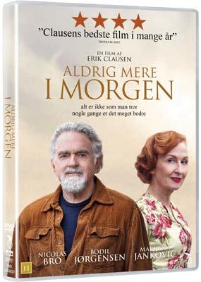 Aldrig mere i morgen  (DVD) - Klik her for at se billedet i stor størrelse.