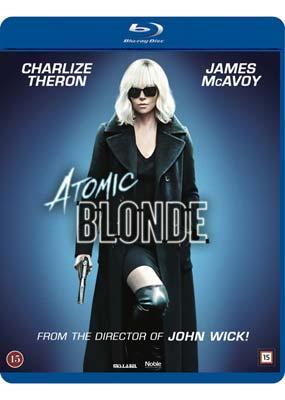 Atomic Blonde (Blu-ray) (BD) - Klik her for at se billedet i stor størrelse.