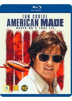 American Made (Blu-ray) (BD) - Klik her for at se billedet i stor størrelse.