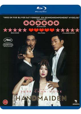 Handmaiden, The (Blu-ray) (BD) - Klik her for at se billedet i stor størrelse.