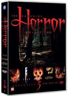 Darkside Horror Collection, The (5 film) (DVD) - Klik her for at se billedet i stor størrelse.