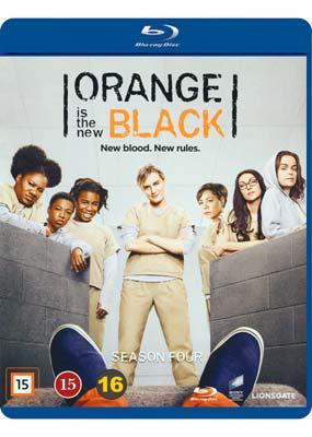 Orange Is the New Black: Sæson 4 (Blu-ray) (BD) - Klik her for at se billedet i stor størrelse.