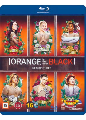 Orange Is the New Black: Sæson 3 (Blu-ray) (BD) - Klik her for at se billedet i stor størrelse.
