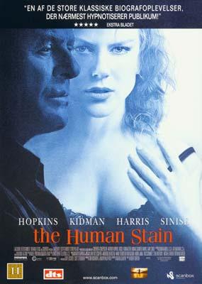 Human Stain,     The  (DVD) - Klik her for at se billedet i stor størrelse.