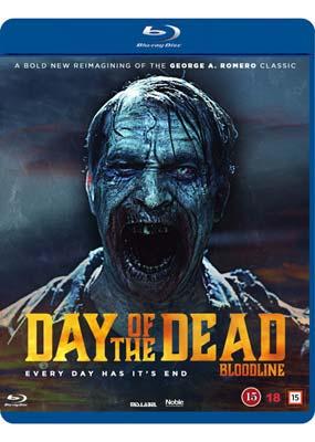 Day of the Dead: Bloodline (Blu-ray) (BD) - Klik her for at se billedet i stor størrelse.