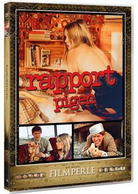 Rapportpigen  (DVD) - Klik her for at se billedet i stor størrelse.