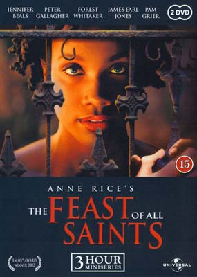 Feast of All Saints,  The (2-disc) (DVD) - Klik her for at se billedet i stor størrelse.
