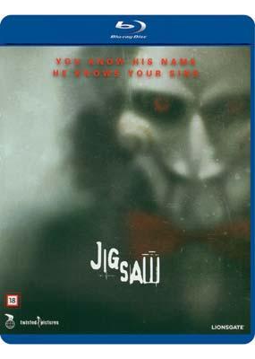 Jigsaw (Blu-ray) (BD) - Klik her for at se billedet i stor størrelse.