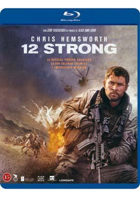 12 Strong (Blu-ray) (BD) - Klik her for at se billedet i stor størrelse.