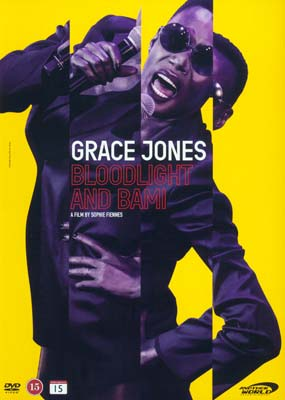 Grace Jones: Bloodlight and Bami  (DVD) - Klik her for at se billedet i stor størrelse.