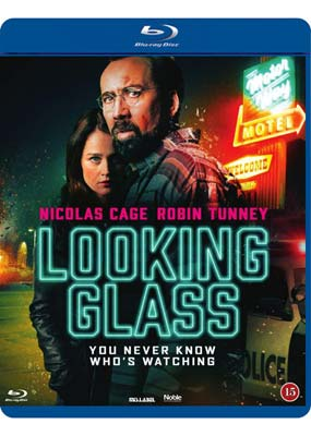 Looking Glass (Nicolas Cage) (Blu-ray) (BD) - Klik her for at se billedet i stor størrelse.