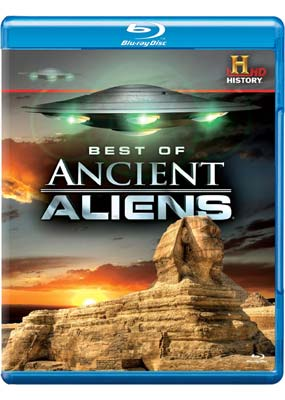 History Channel Presents: Ancient Aliens: Best of Ancient Aliens (Blu-ray) (Blu-ray) (BD) - Klik her for at se billedet i stor st�rrelse.