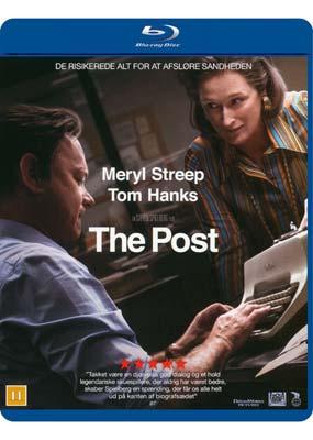 Post, The (Tom Hanks) (Blu-ray) (BD) - Klik her for at se billedet i stor størrelse.