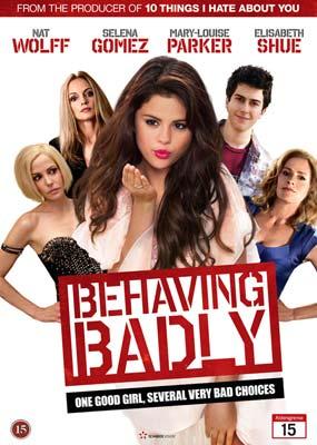 Behaving Badly  (DVD) - Klik her for at se billedet i stor størrelse.