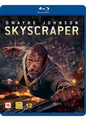 Skyscraper (Blu-ray) (BD) - Klik her for at se billedet i stor størrelse.
