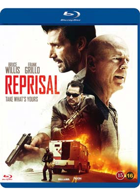Reprisal (Bruce Willis) (Blu-ray) (BD) - Klik her for at se billedet i stor størrelse.