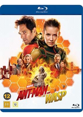 Ant-Man and the   Wasp (Blu-ray) (BD) - Klik her for at se billedet i stor størrelse.