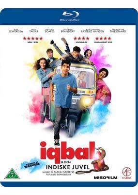 Iqbal & Den Indiske Juvel (Blu-ray) (BD) - Klik her for at se billedet i stor størrelse.