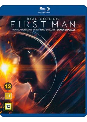 First Man (Blu-ray) (BD) - Klik her for at se billedet i stor størrelse.