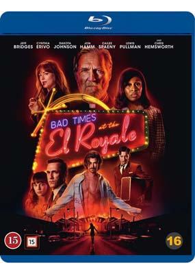 Bad Times at the El Royale (Blu-ray) (BD) - Klik her for at se billedet i stor størrelse.