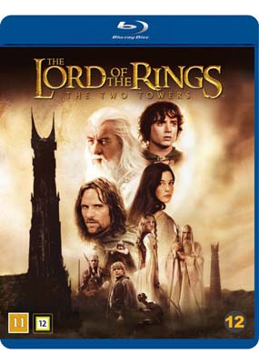 Lord of the Rings, The: The Two Towers - Theatrical Cut (Blu-ray) (BD) - Klik her for at se billedet i stor størrelse.