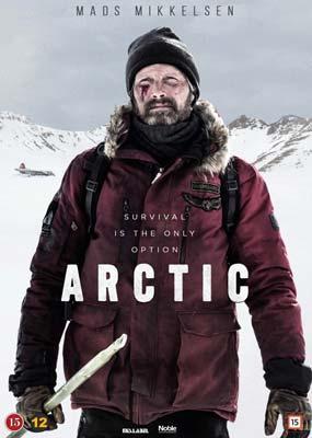 Arctic (Mads Mikkelsen)  (DVD) - Klik her for at se billedet i stor størrelse.