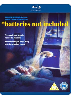 Batteries Not Included (Blu-ray) (BD) - Klik her for at se billedet i stor størrelse.