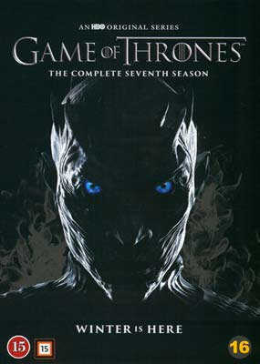 Game of Thrones: Season     7 (4-disc) (DVD) - Klik her for at se billedet i stor størrelse.