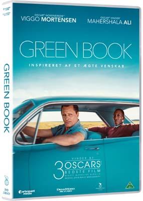 Green Book  (DVD) - Klik her for at se billedet i stor størrelse.