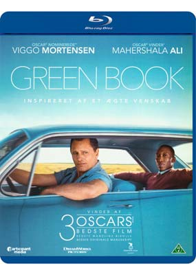 Green Book (Blu-ray) (BD) - Klik her for at se billedet i stor størrelse.