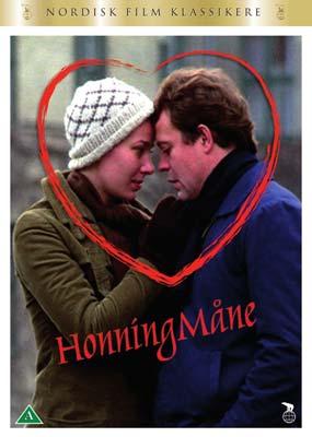 HonningMåne  (DVD) - Klik her for at se billedet i stor størrelse.
