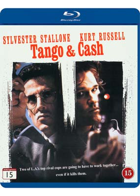Tango & Cash (Blu-ray) (BD) - Klik her for at se billedet i stor størrelse.