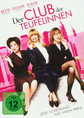 First Wives Club,  The (tysk omslag) (DVD) - Klik her for at se billedet i stor størrelse.