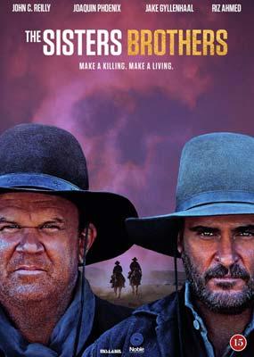 Sisters Brothers, The  (DVD) - Klik her for at se billedet i stor størrelse.