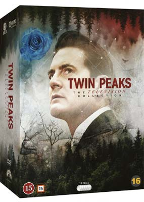Twin Peaks: The Television Collection (19-disc) (DVD) - Klik her for at se billedet i stor størrelse.