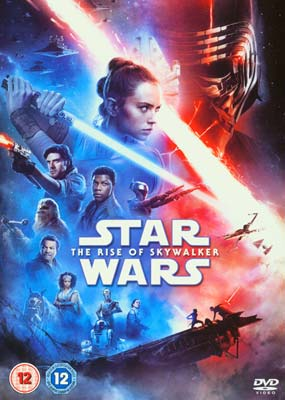 Star Wars: The Rise of Skywalker  (DVD) - Klik her for at se billedet i stor størrelse.